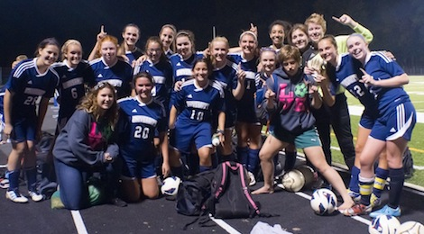 University High School Girls Soccer