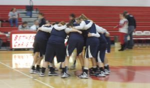Lady Blazers Take First Step Towards Number Five