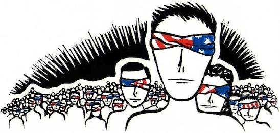 Blind Patriotism