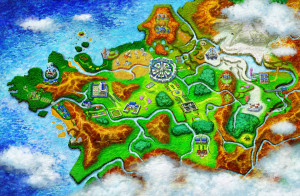 The Kalos Region