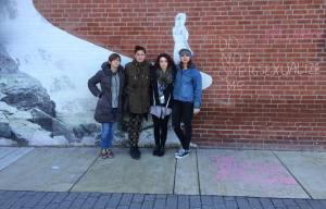 UHS Chalk Walk