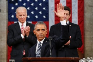 Hopeful and Strong: President Obama's Final State of the Union
