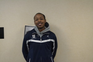 Athlete of the Week: Ajay Wooden