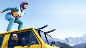 Review: Eddie The Eagle Inspires