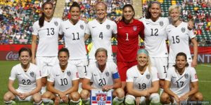 US Women's Soccer Team Faces Wage Discrimination