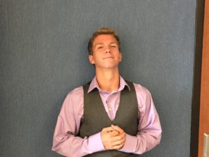 Athlete of the Week: Jacob Benson