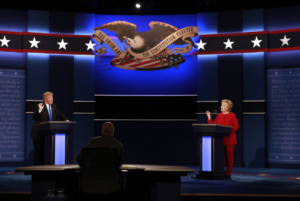 First Presidential Debate: Interview with Hofstra Student Josh Blank