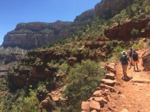 Facing Fears at the Grand Canyon