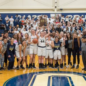 Girls Basketball – The Path to a Sectional Championship