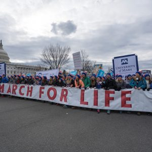 March For Life: A Historic Example of the Power of High School Students
