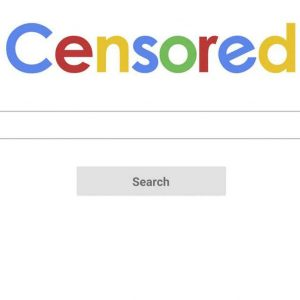 Google and Censorship