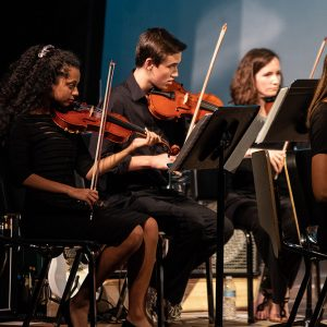 Orchestra: Looking Beyond the Strings