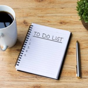 The Importance of To-Do Lists
